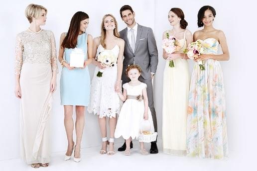 4ac2ec39c Cómo elegir el código de vestimenta para tu boda